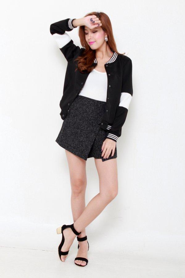 *RESTOCKED* Vogue Varsity Jacket