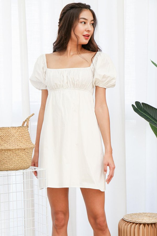 Purely Positive Vibes Babydoll Dress